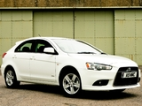 Mitsubishi Lancer 1.5 Juro Sportback 2011 wallpapers