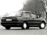 Pictures of Mitsubishi Lancer 1991–95