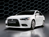 Pictures of Mitsubishi Lancer 2011