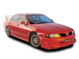 Mitsubishi Magna Ralliart 1996–2000 wallpapers
