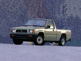 Images of Mitsubishi Mighty Max Single Cab 1986–96