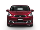 Mitsubishi Mirage 2016 photos