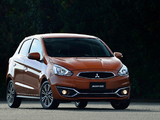 Mitsubishi Mirage 2016 pictures