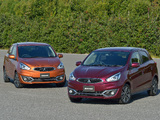 Mitsubishi Mirage 2016 wallpapers