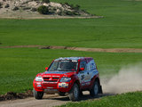 Photos of Mitsubishi Pajero/Montero Super Production Cross-Country Car 2002