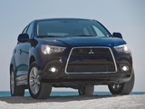 Images of Mitsubishi Outlander Sport 2010–12