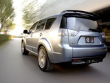 Images of Mitsubishi Outlander Evolander Concept 2006