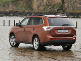 Images of Mitsubishi Outlander 2012