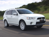 Mitsubishi Outlander ZA-spec 2010–12 photos