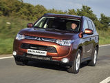 Mitsubishi Outlander 2012 wallpapers