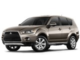 Pictures of Mitsubishi Outlander US-spec 2009