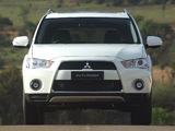 Pictures of Mitsubishi Outlander ZA-spec 2010–12