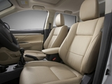 Pictures of Mitsubishi Outlander 2012