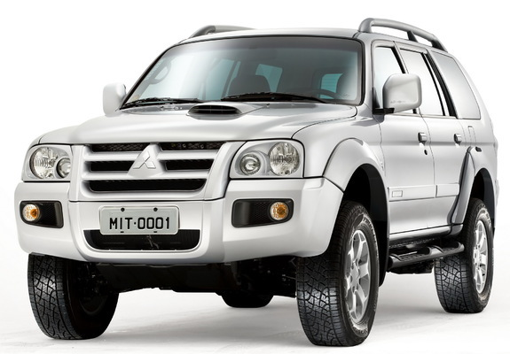 Images Of Mitsubishi Pajero Sport Br Spec 2009 640x480
