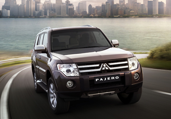 Mitsubishi Pajero Panther Concept Photos And Wallpapers ... - photo#36