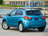 Photos of Mitsubishi RVR CA-spec (GA3W) 2010–12
