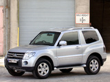 Pictures of Mitsubishi Shogun 3-door 2006