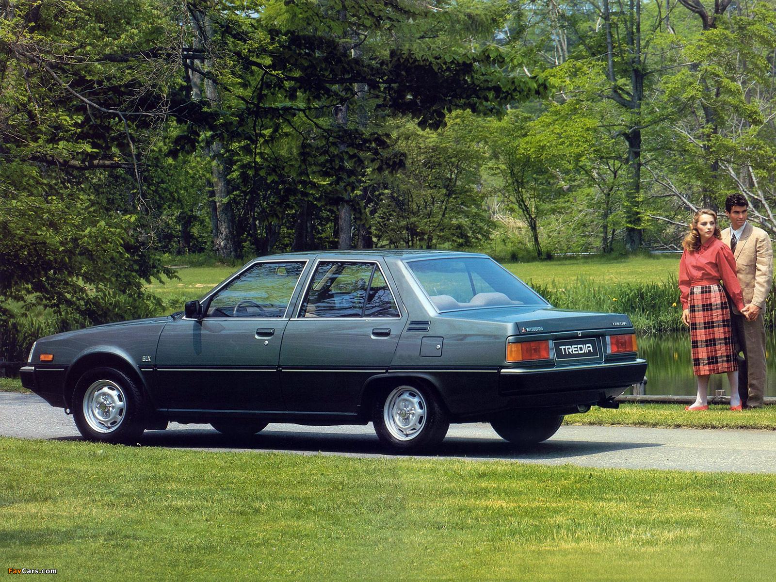 Mitsubishi Tredia 1982–90 images (1600x1200)
