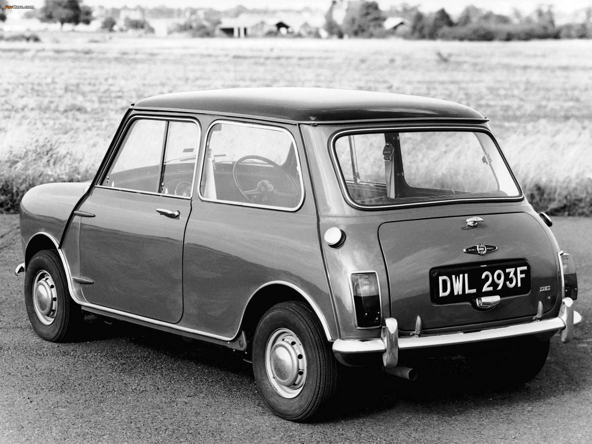 Pictures of Morris Mini Cooper S (ADO15) 1963–69 (2048 x 1536)