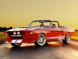 Classic Recreations Shelby GT500CR Convertible 2012 pictures