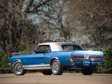 Photos of Shelby GT500 Convertible 1968