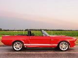 Pictures of Classic Recreations Shelby GT500CR Convertible 2012