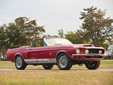Shelby GT500 Convertible 1968 wallpapers