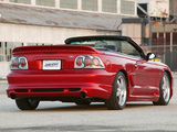 Xenon Mustang GT Convertible 1993–98 photos