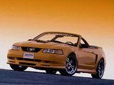 Xenon Mustang Convertible 1998–2004 wallpapers