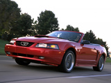 Mustang GT Convertible 1999–2004 wallpapers