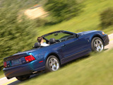 Mustang SVT Cobra Convertible 2002–04 pictures