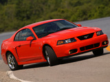 Mustang SVT Cobra Coupe 2002–04 wallpapers