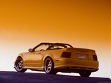 Photos of Xenon Mustang Convertible 1998–2004