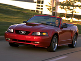 Pictures of Mustang GT Convertible 1999–2004