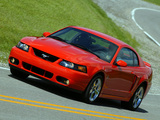Pictures of Mustang SVT Cobra Coupe 2002–04
