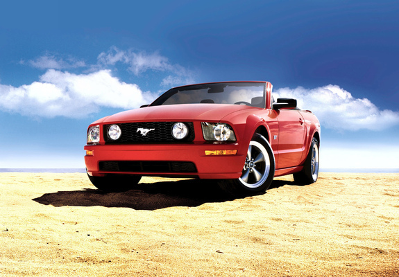 Images Of Mustang Gt Convertible 2005 08 1280x960