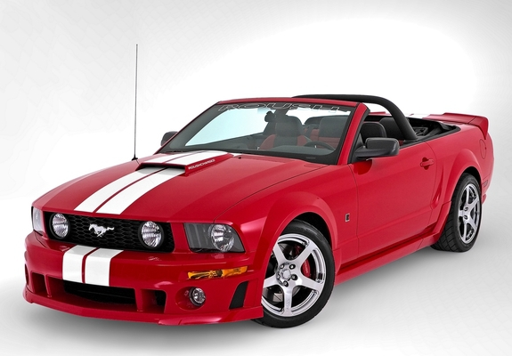 Roush Stage 3 >> Photos of Roush Stage 3 Roadster 2006–09 (800x600)