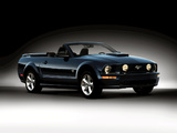 Pictures of Mustang GT Convertible 2005–08