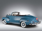 Nash Ambassador Custom Convertible 1948 pictures