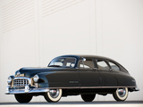 Nash Ambassador Custom 4-door Sedan 1950 images