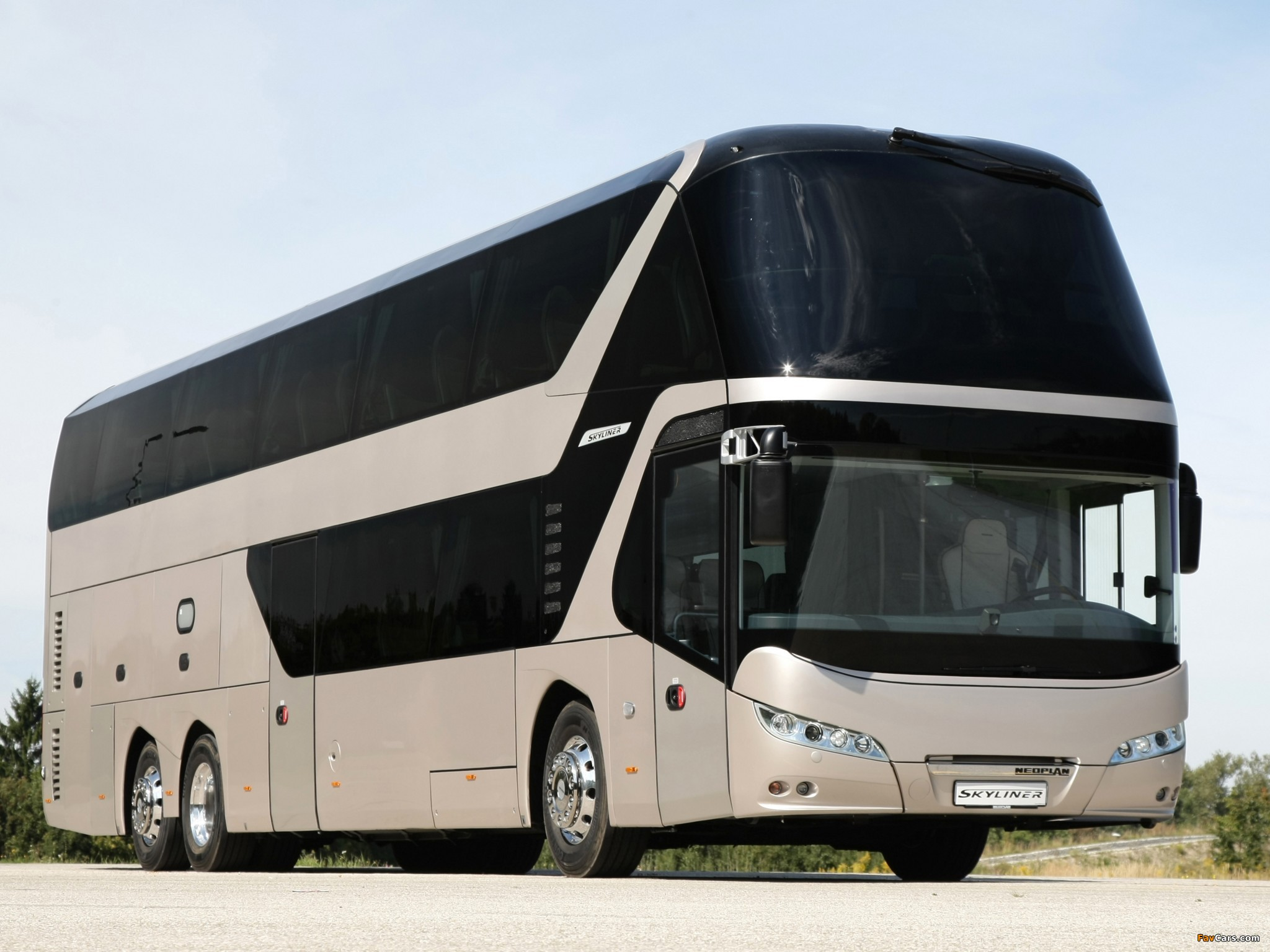 Neoplan Skyliner 2010 Wallpapers 2048x1536