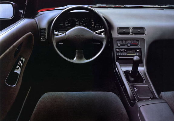 ... of Nissan 200SX (S13) 1988– Photos of Nissan 200SX (S13) 1988