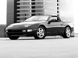Pictures of Nissan 300ZX Convertible (Z32) 1993–96