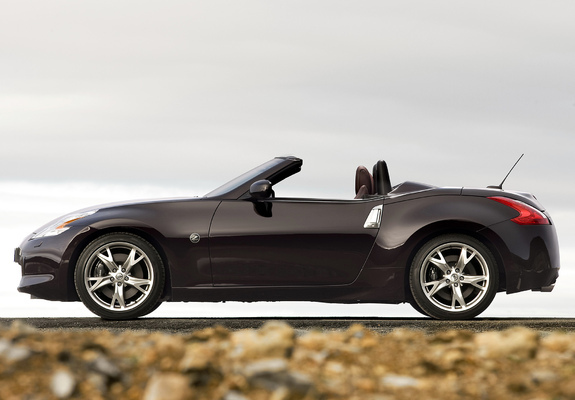 Download / Preview - Nissan 370Z Roadster 2009 pictures