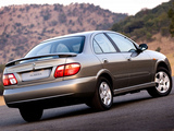 Nissan Almera Sedan ZA-spec (N16) 2003–06 wallpapers