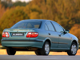 Photos of Nissan Almera Sedan ZA-spec (N16) 2000–03