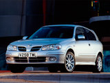 Pictures of Nissan Almera 3-door (N16) 2000–03
