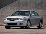 Photos of Nissan Altima (L32) 2009–12