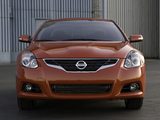 Nissan Altima Coupe (U32) 2009 wallpapers