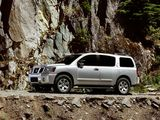 Nissan Armada 2004–07 wallpapers